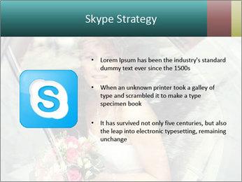 Pretty bride PowerPoint Templates - Slide 8