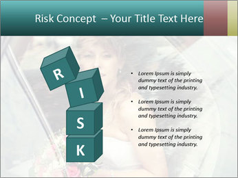 Pretty bride PowerPoint Templates - Slide 81