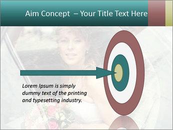 Pretty bride PowerPoint Templates - Slide 83