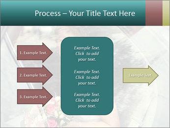 Pretty bride PowerPoint Templates - Slide 85