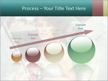 Pretty bride PowerPoint Templates - Slide 87