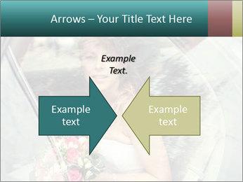 Pretty bride PowerPoint Templates - Slide 90