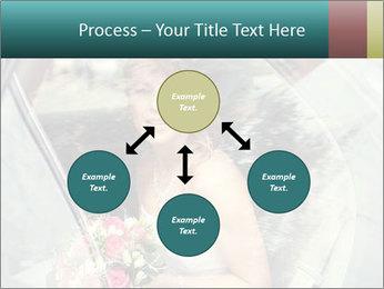 Pretty bride PowerPoint Templates - Slide 91