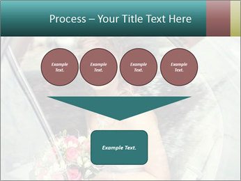 Pretty bride PowerPoint Templates - Slide 93