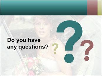 Pretty bride PowerPoint Templates - Slide 96