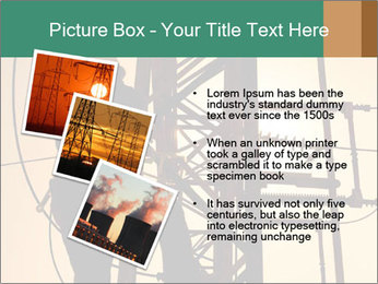 Electric substation PowerPoint Template - Slide 17
