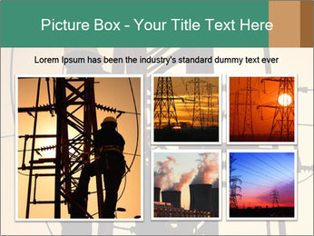 Electric substation PowerPoint Templates - Slide 19