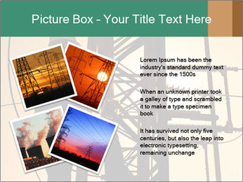 Electric substation PowerPoint Template - Slide 23