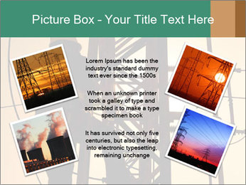 Electric substation PowerPoint Template - Slide 24