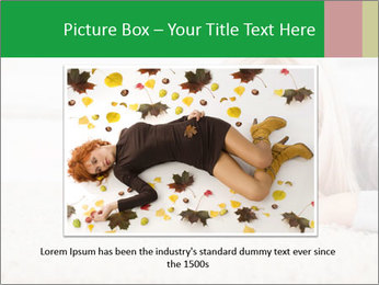 Charming blond PowerPoint Templates - Slide 15