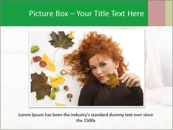 Charming blond PowerPoint Templates - Slide 16