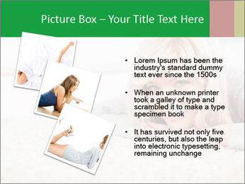Charming blond PowerPoint Templates - Slide 17