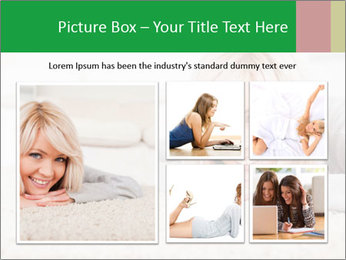 Charming blond PowerPoint Templates - Slide 19