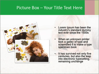 Charming blond PowerPoint Templates - Slide 20