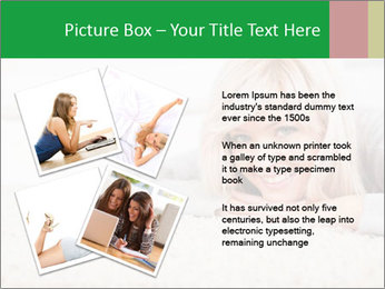 Charming blond PowerPoint Templates - Slide 23