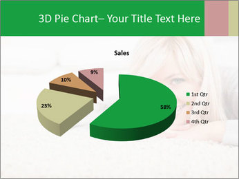 Charming blond PowerPoint Templates - Slide 35