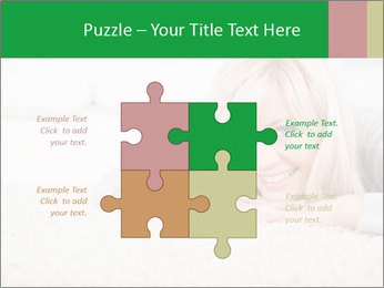 Charming blond PowerPoint Templates - Slide 43