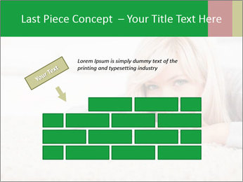 Charming blond PowerPoint Templates - Slide 46