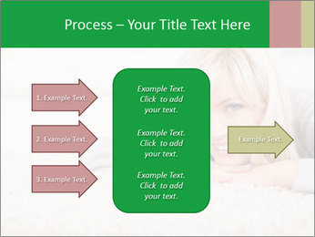 Charming blond PowerPoint Templates - Slide 85