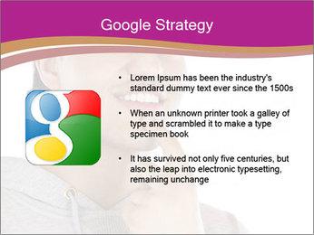 Man happy PowerPoint Template - Slide 10
