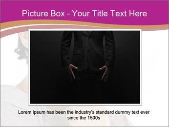 Man happy PowerPoint Template - Slide 15