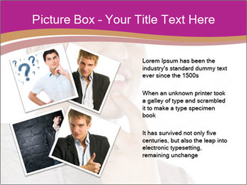 Man happy PowerPoint Template - Slide 23
