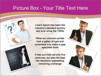 Man happy PowerPoint Template - Slide 24