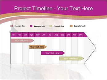 Man happy PowerPoint Template - Slide 25