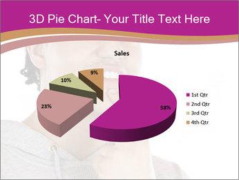 Man happy PowerPoint Template - Slide 35