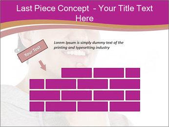 Man happy PowerPoint Template - Slide 46