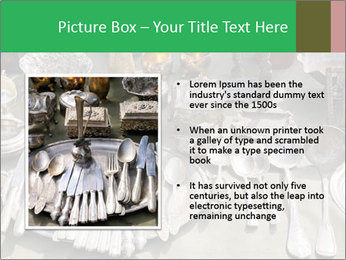 Antique things PowerPoint Template - Slide 13