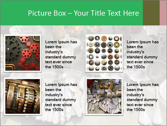 Antique things PowerPoint Template - Slide 14