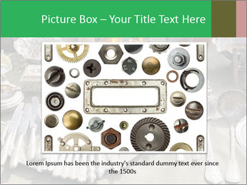 Antique things PowerPoint Template - Slide 15