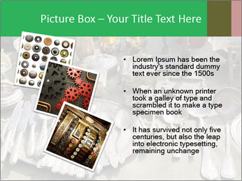 Antique things PowerPoint Template - Slide 17