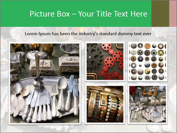 Antique things PowerPoint Template - Slide 19
