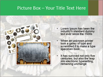 Antique things PowerPoint Template - Slide 20
