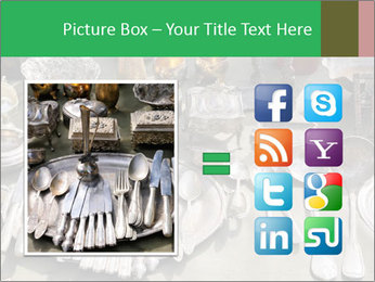 Antique things PowerPoint Template - Slide 21
