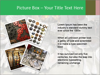 Antique things PowerPoint Template - Slide 23