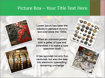 Antique things PowerPoint Template - Slide 24