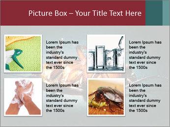 Cockroach extermination PowerPoint Templates - Slide 14