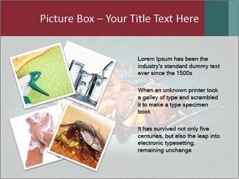 Cockroach extermination PowerPoint Templates - Slide 23