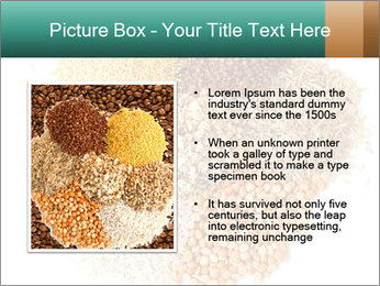 Different kinds of cereals PowerPoint Templates - Slide 13