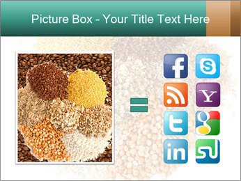 Different kinds of cereals PowerPoint Templates - Slide 21