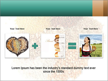 Different kinds of cereals PowerPoint Templates - Slide 22