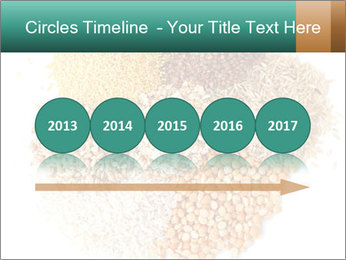 Different kinds of cereals PowerPoint Templates - Slide 29