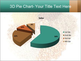 Different kinds of cereals PowerPoint Templates - Slide 35