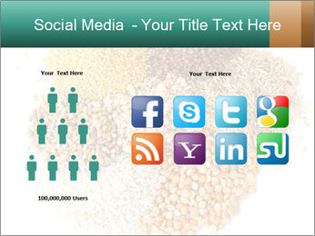 Different kinds of cereals PowerPoint Templates - Slide 5