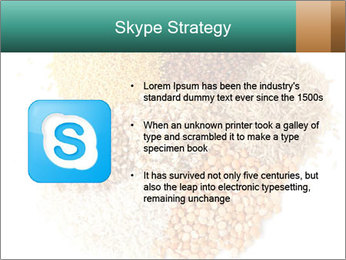 Different kinds of cereals PowerPoint Templates - Slide 8