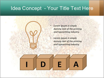 Different kinds of cereals PowerPoint Templates - Slide 80
