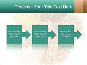 Different kinds of cereals PowerPoint Templates - Slide 88